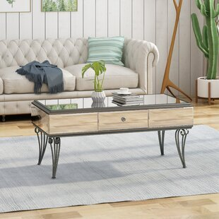 Calvillo Coffee Table with Storage
