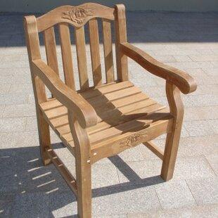 Teakwood Patio Dining Chair