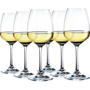 Celeste White Wine Glass Set
