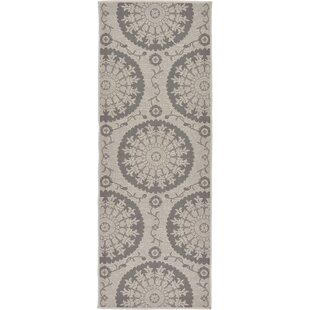 Forbes Gray Indoor/Outdoor Area Rug