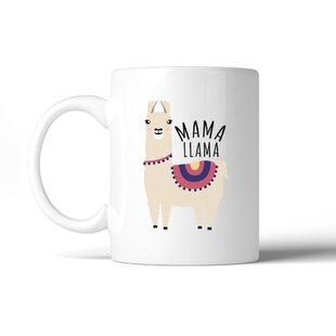 Elkland Mama Llama Coffee Mug