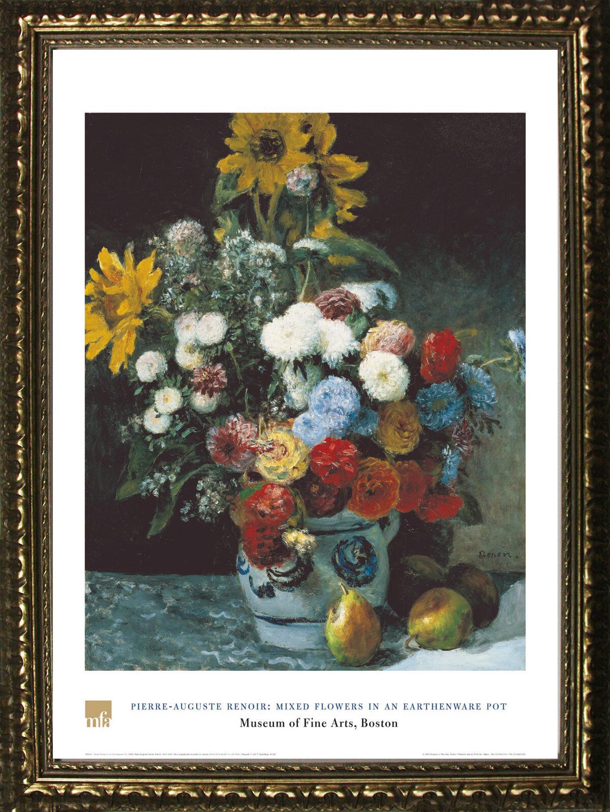 Masters of Art Renoir
