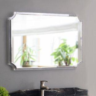 Fedler Wall Mirror by Rosdorf Park