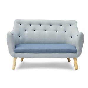 modern wood sofa furniture. poet loveseat modern wood sofa furniture