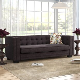 Vidette Square Chesterfield Sofa