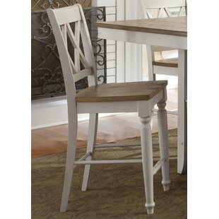Cher 23.5 Bar Stool (Set of 2) by Rosalind Wheeler