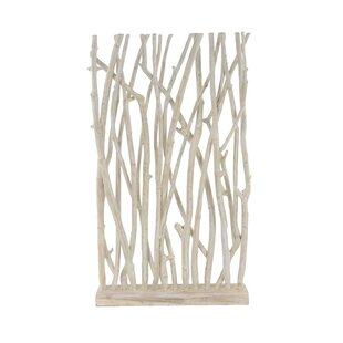 Read Reviews Yearwood Drift Room Divider By Rosecliff Heights