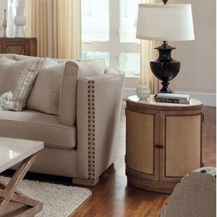 Warner End Table by Gracie Oaks