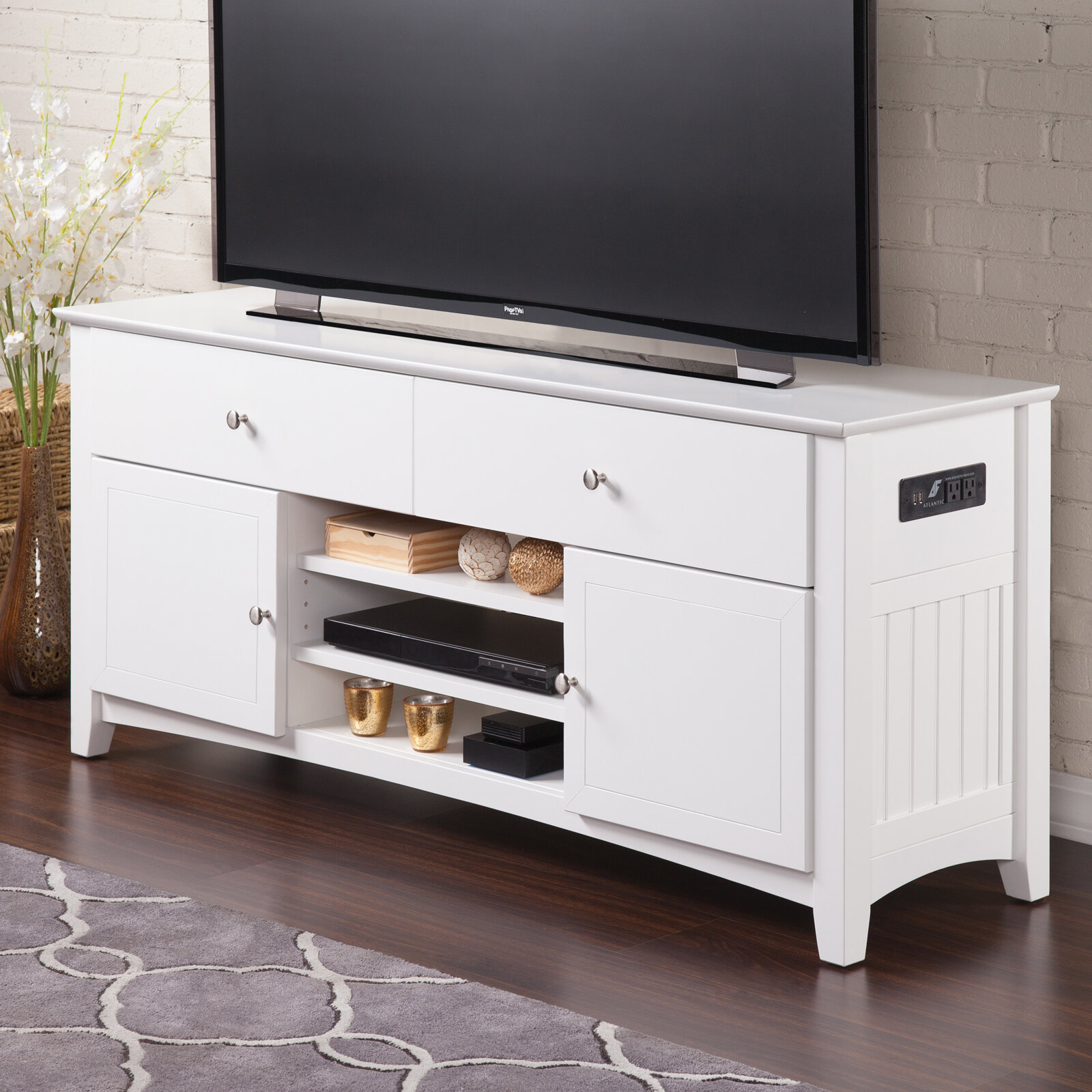 Darby Home Co Pinckney Tv Stand For Tvs Up To 60 Wayfair