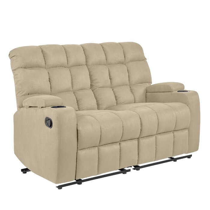 Outstanding Krout Reclining Loveseat Pabps2019 Chair Design Images Pabps2019Com