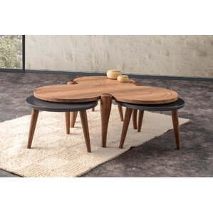 Goyette Clover Coffee Table by Brayden Studio