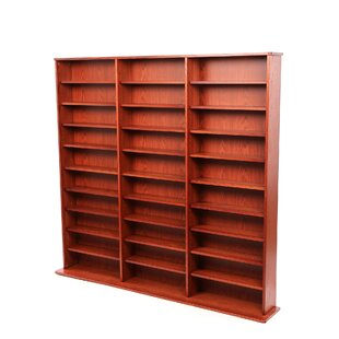 Conners Multimedia Standard Bookcase Charlton Home