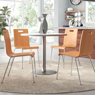 5 Piece Dining Set by KFI Seating Fresht