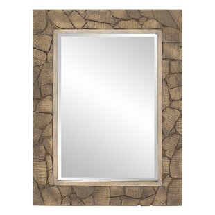 Union Rustic Rautiola Rectangular Accent Mirror