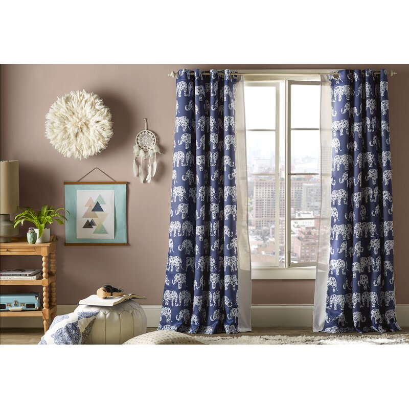 Ethelyn Double Curtain Rod And Hardware Set