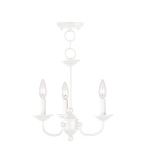 Colesville 3-Light Candle-Style Chandelier