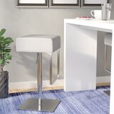 Sophocles Swivel Adjustable Height Bar Stool by Wade Logan®