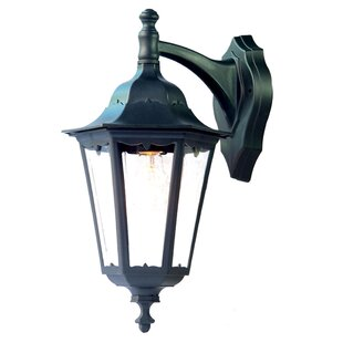 Mishra Outdoor Wall Lantern