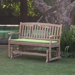Monterey Teak Garden Bench
