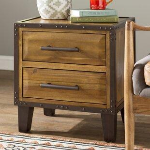 Harrah's 2 Drawer Nightstand by Trent Austin Design