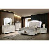 Belby Upholstered Platform Configurable Bedroom Set by Rosdorf Park