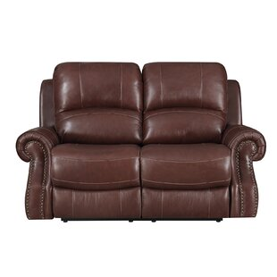 Shop Montalto Reclining Loveseat by Red Barrel Studio