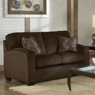 Affordable Zeus Loveseat by Flair Reviews (2019) & Buyer's Guide