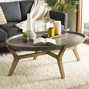 Leontine Coffee Table By Union Rustic