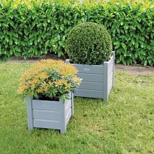 2 Piece Planter Set