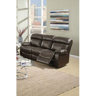 Cater Motion Reclining Sofa Winston Porter