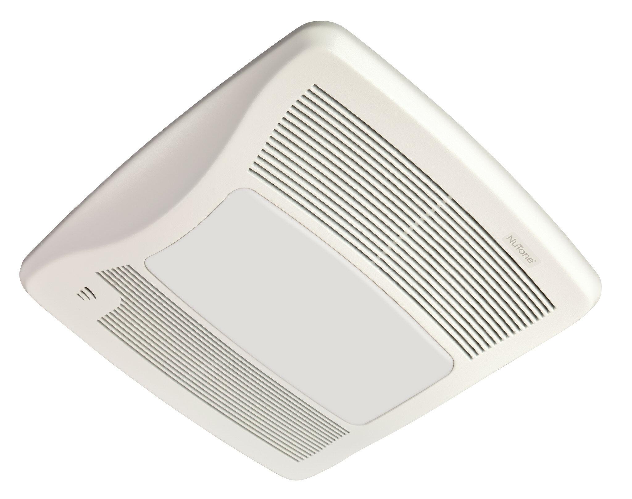 Nutone Ultra Silent Series Fan Whtie Grille 150 CFM Energy Star
