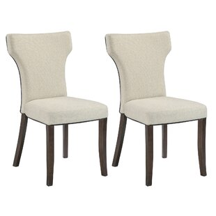 Hamman Side Chair (Set of 2) Latitude Run