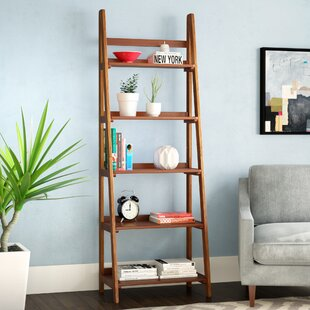 Inexpensive Conrad Ladder Bookcase By Langley Street