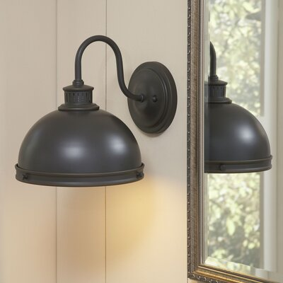 Fleetwood 1 Light Armed Sconce