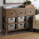Teme Console Table by August Grove®