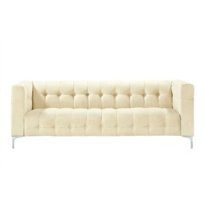 Seurat Tufted Chesterfield Sofa by Inspired Home Co.