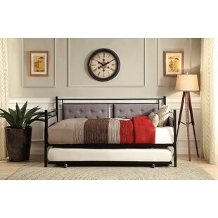 Duncanville Daybed with Trundle by Ebern Designs