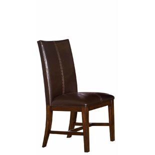 Stockett Parsons Chair (Set Of 2) by Loon Peak Cheap
