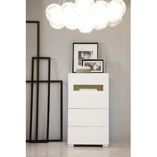 Stiffler 4 Drawer Standard Dresser