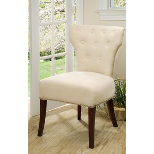 Crescio Side Chair (Set Of 2) by Alcott Hill Best Design