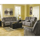 Tressider Reclining Configurable Living Room Set by Loon Peak®
