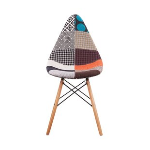 Cervantez Eiffel Upholstered Dining Chair by George Oliver