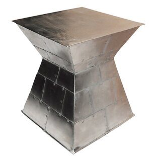 Cape End Table by Foreign Affairs Home Decor