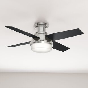 Low Profile Ceiling Fans Without Light