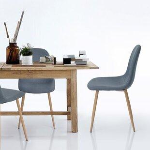 Charlton Vintage Upholstered Dining Chair (Set Of 4)