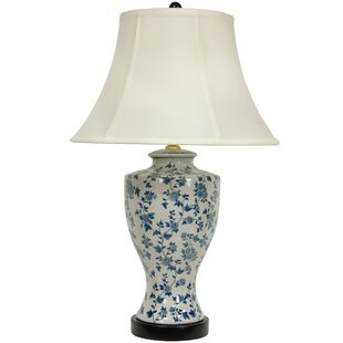 Flower Vine 27 Table Lamp
