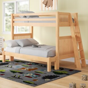Inexpensive Isabelle Twin over Full Bunk Bed by Viv + Rae Reviews (2019) & Buyer's Guide