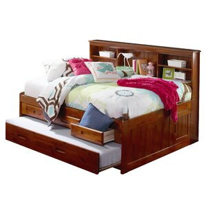Kaitlyn Daybed with Storage and Trundl..
