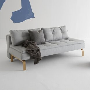 Home Dual Convertible Sofa by Innovation Living Inc.