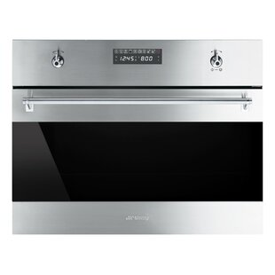 24 Convection Electric Single Wall Oven Microwave Functionality